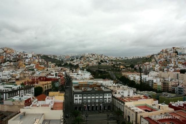 Лас Пальма, столица Гран Канарии