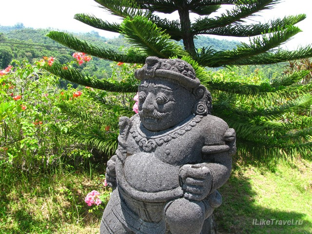 Статуи на Бали, Индонезия