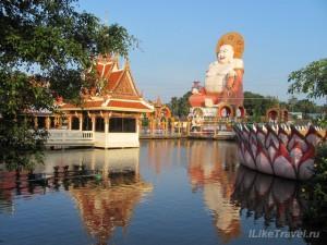 Ват Плаи Лаем (Wat Plai Laem), Самуи
