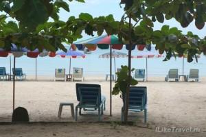 Пляж Най Янг,  остров Пхукет