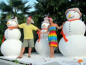 На зимовку в Тайланд