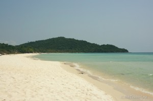 Пляж Баи Сао (Bai Sao) - остров Фукуок (Phu Quoc)