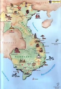 Субъективные заметки о Вьетнаме. Или мини отзыв о Вьетнаме.