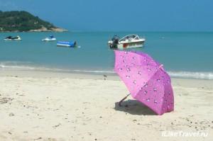 Пляжи острова Самуи для детей