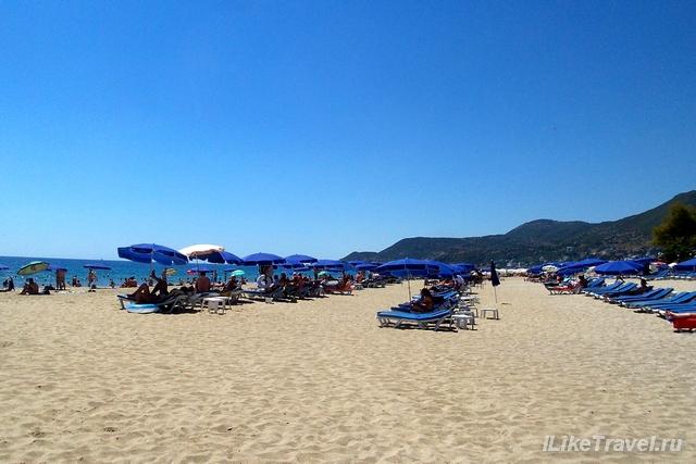 алания фото пляжи