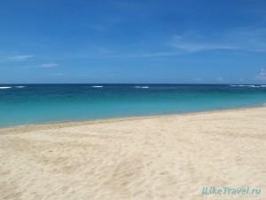 Пляж Нуса Дуа - Бали