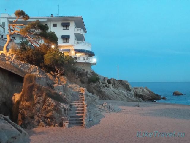 Пляж Плайя де Аро